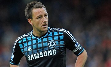 John Terry to captain Chelsea against Spurs with backing of Andre Villas-Boas