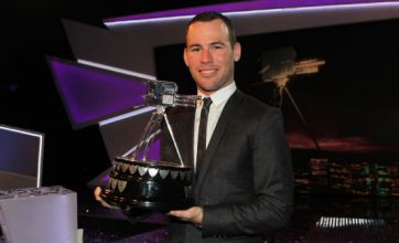 Mark Cavendish named BBC Sports Personality of the Year 2011