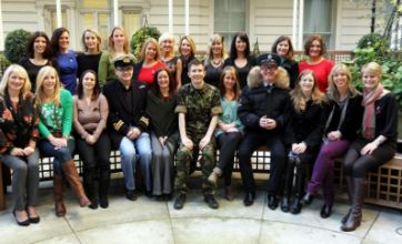 Military Wives album could happen if we get to No. 1, says composer