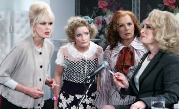 Absolutely Fabulous was enough to whet our appetite for the next episode