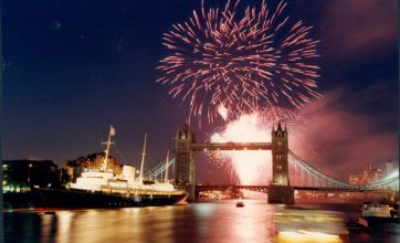 Near-record New Year's Eve weather expected, with UK hotter than Madrid