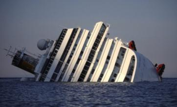 Honeymoon couple rescued from stricken Costa Concordia cruise ship