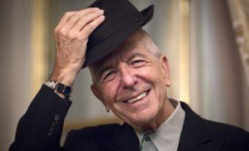 Leonard Cohen: I'm happy Hallelujah is still being sung