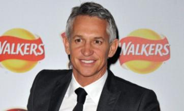 Gary Lineker: Football fans always give me stick on the train