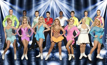 Dancing on Ice 2012 line-up in full: Meet this year's celebrity contestants