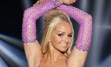 Jennifer Ellison 'thrilled' to be in Dancing On Ice line-up