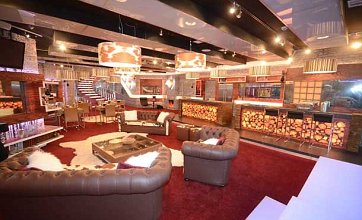 First look at Celebrity Big Brother's new cabin themed house