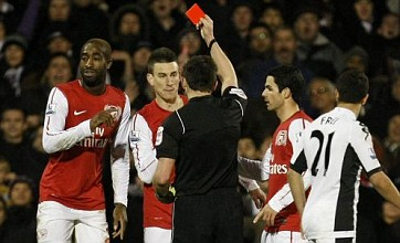 John Arne Riise shrugs off outburst from Arsenal boss Arsene Wenger