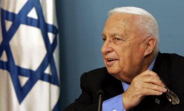 Ariel Sharon still reviled after six years in coma