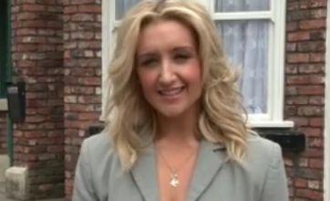 Coronation Street bosses blast Catherine Tyldesley for Twitter usage