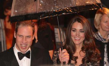 Kate Middleton's Alice Temperley dress hailed as 'stunning' on Twitter