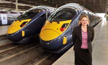 Fury as controversial HS2 high-speed rail line gets the go-ahead