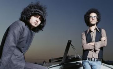 At The Drive-In reunion welcomed by fans ahead of Coachella festival