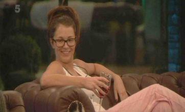 Natasha Giggs flirts with Michael Madsen in Celebrity Big Brother house