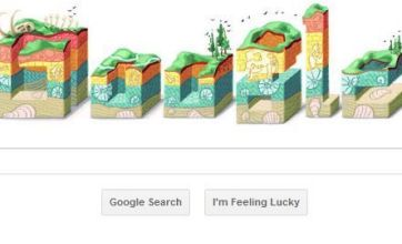 Nicolas Steno, geology pioneer, given fossil-themed Google Doodle