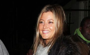 Holly Valance in engagement ring mystery as she dines with Nick Candy