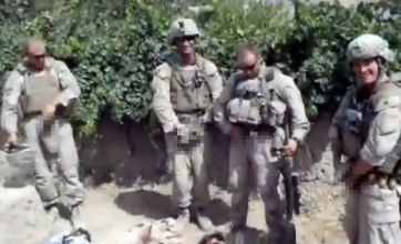 Pentagon: At least two US Marines in 'deplorable' urinating video identified