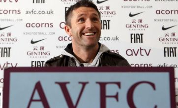Robbie Keane wants to emulate Thierry Henry at Aston Villa