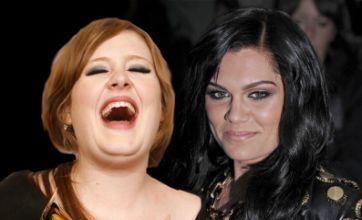 Adele v Jessie J: Celebrity Face-off