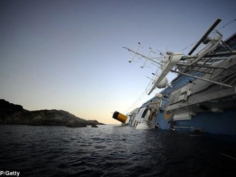 Pictures: Costa Concordia ship runs aground
