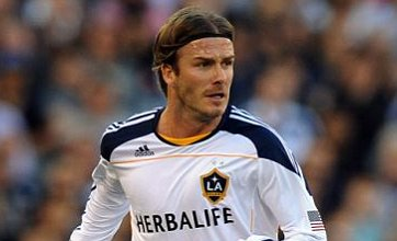 David Beckham and Josh McEachran asked to play at London 2012