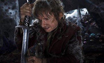 Martin Freeman shows darker side to Bilbo Baggins in latest Hobbit photo