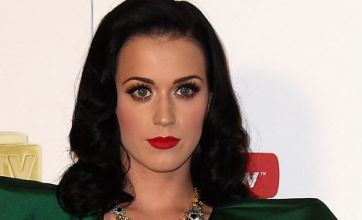 Katy Perry gushes over new girl crush Madonna at Golden Globe Awards