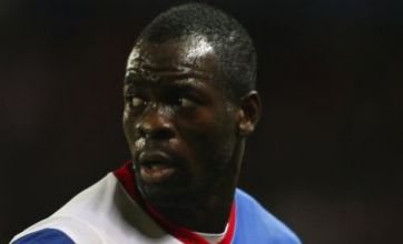 Christopher Samba confirms he's asked for a transfer from Blackburn