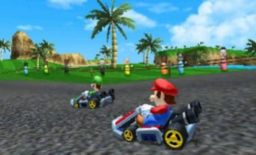 Mario Kart 7 track glitch to stay says Nintendo