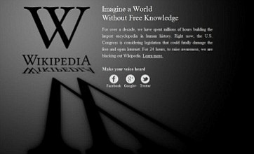 Wikipedia stages 24-hour blackout protest but loopholes remain
