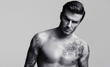 David Beckham's H&M underwear advert to debut during Super Bowl