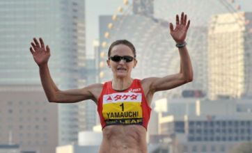 Mara Yamauchi: Qualifying for London 2012 was a huge relief