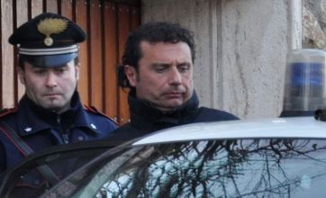 Costa Concordia captain Francesco Schettino: I made a mistake