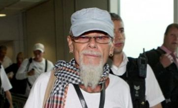 Gary Glitter announces comeback tour on Twitter – but is it really him?