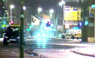 Homes evacuated after two bombs explode in Londonderry