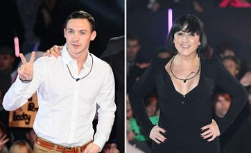 Kirk Norcross and Natalie Cassidy evicted from Celebrity Big Brother