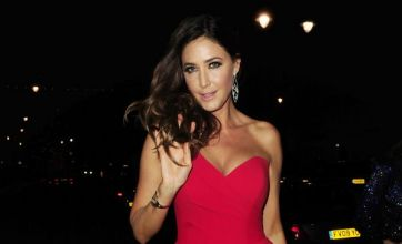 Lisa Snowdon: I'd prefer to play on my phone than have sex with George Clooney