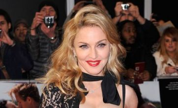 Madonna: It's a shame royals aren't treated like movie stars anymore