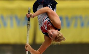 Holly Bleasdale's Olympic medal chance given lift by new British record