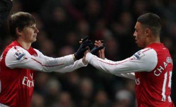 Alex Oxlade-Chamberlain: Critics are harsh to start doubting Arsene Wenger