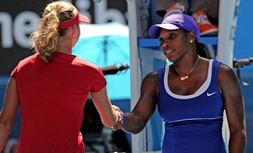 Caroline Wozniacki and Serena Williams crash out of Australian Open