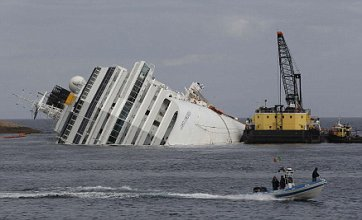 Costa Concordia death toll rises to 16 as preparations to extract fuel begin