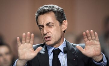 Nicolas Sarkozy: I'll become a monk if I lose May presidential elections