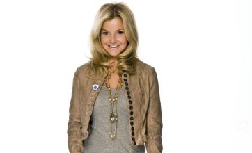 Helen Skelton: It was too cold to undress during South Pole trek