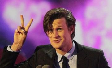 Matt Smith: Doctor Who is bigger than me or Karen Gillan