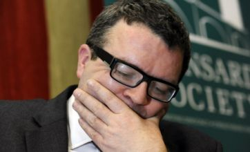 Labour MP Tom Watson left red-faced after 'twit-rape' tweet by intern