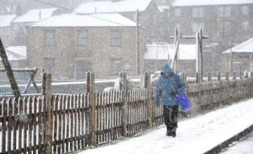 Death toll warning with freezing weather set to stay for a month