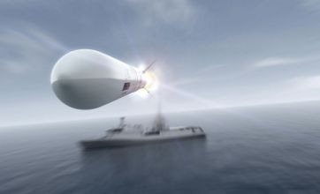 Royal Navy's £483m deal for new Sea Ceptor missiles to save 500 jobs