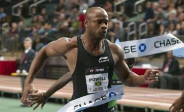 Asafa Powell predicts Jamaican clean sweep in 100m at London 2012