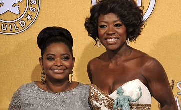 The Help mops up at Screen Actors Guild Awards as The Artist falters